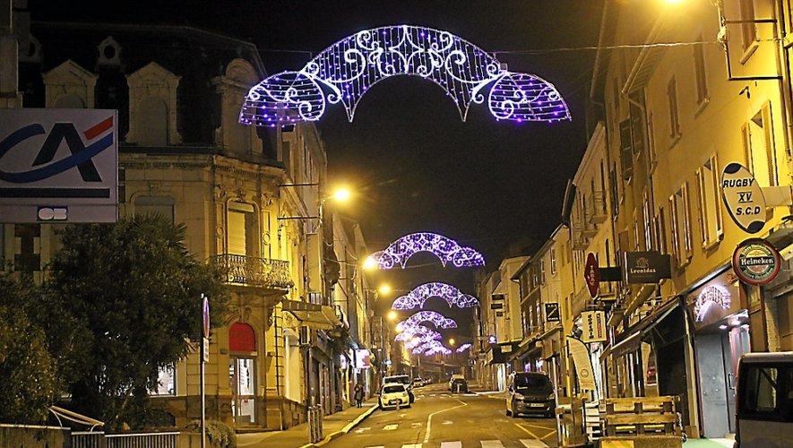 Illuminations de Noël à Decazeville : que la lumière soit !