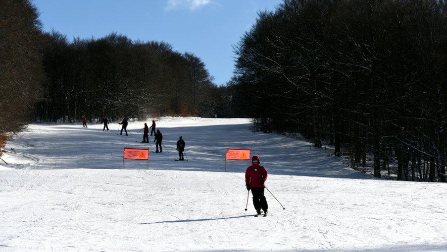 Ski : top départ pour la vente de forfaits aux stations de l'Aubrac