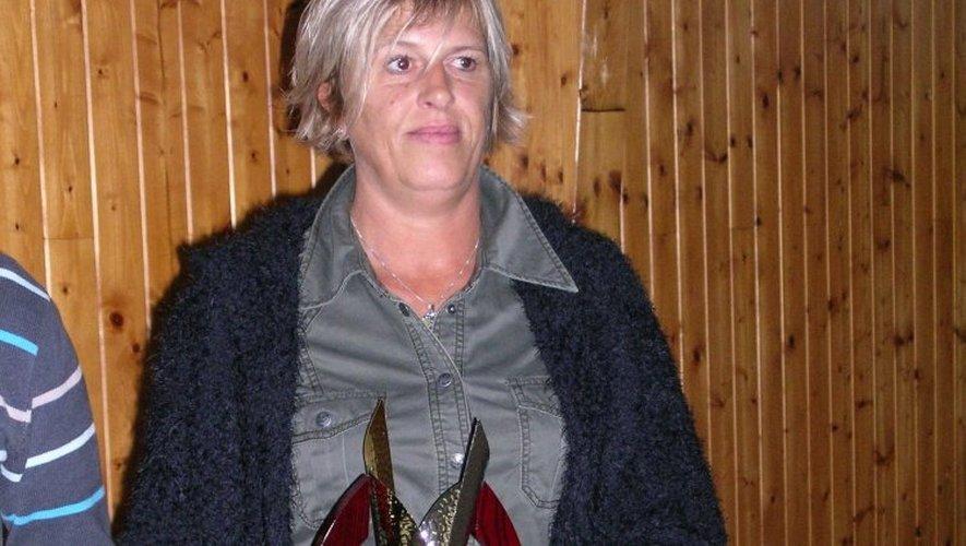 Laure Legrelle-Védrines.