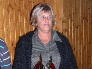 Pétanque : Laure Legrelle-Védrines, féminine de l'année en Aveyron