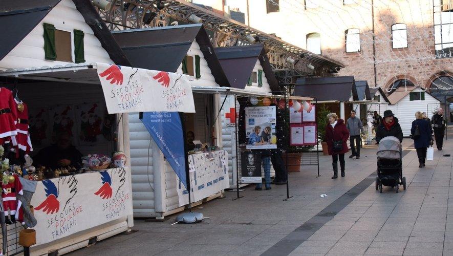 Rodez : la création investit les chalets du marché de Noël, ce week-end