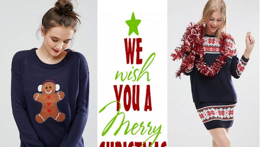 Shopping de Noël2016: sélections de pulls! INSOLITE