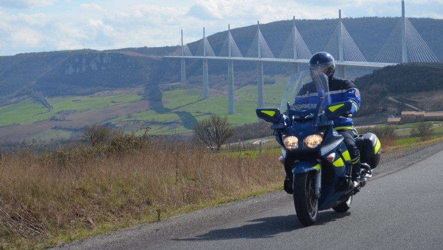 Aveyron : un automobiliste intercepté à 265km/h sur l'autoroute A75