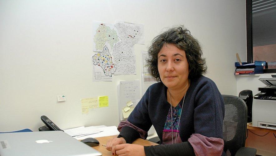 Depuis quelques mois, Ophélie Héliès sillonne les routes de l'Aveyron, et de plusieurs autres départements, pour rendre visite aux porteurs de projets soutenus financièrement par l'Association pour le droit à l'initiative économique.