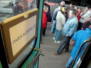 Rodez-Paris : l'avenir du train de nuit inquiète de nouveau