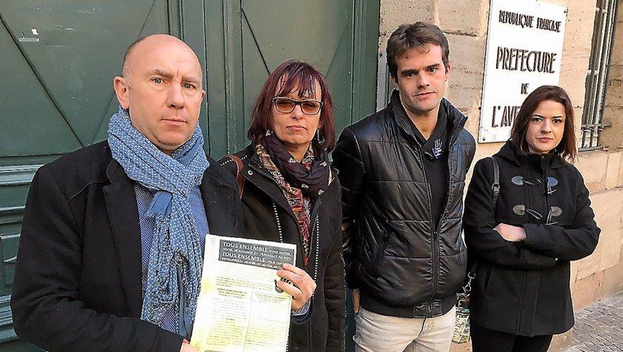 Une délégation du syndicat CGT Santé a été reçue hier après-midi par le directeur des services du cabinet du préfet, Rémy Menassi.