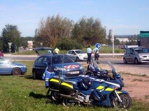 Départ en vacances : contrôles routiers renforcés à Rodez, Decazeville et Villefranche