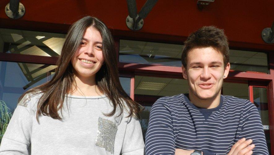 Éducation : Manon et Théau élus au conseil académique
