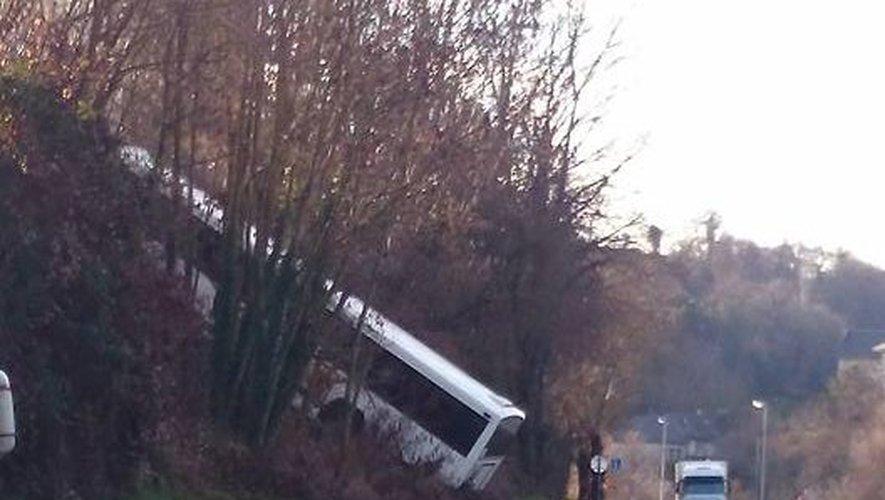 Rodez : un bus réformé de la Satar se fait la malle