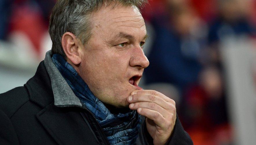 Le Castonétois Frédéric Hantz entraîne l'équipe de Montpellier, en Ligue 1.