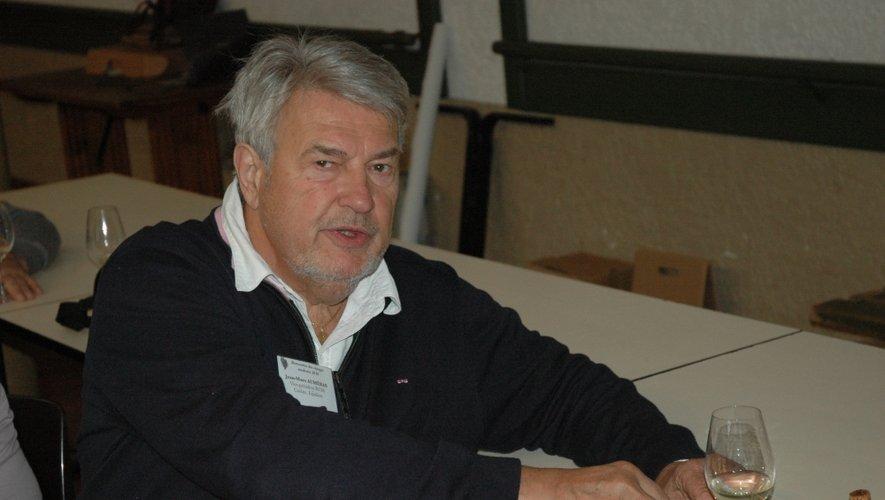 Jean-Marc Auméras, à l'origine de la fête sur les cépages modestes.
