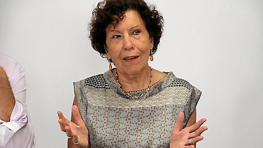Monique Fréjaville rappelle qu'une entité comme les Espaces culturels repose à 95 % sur le bénévolat.