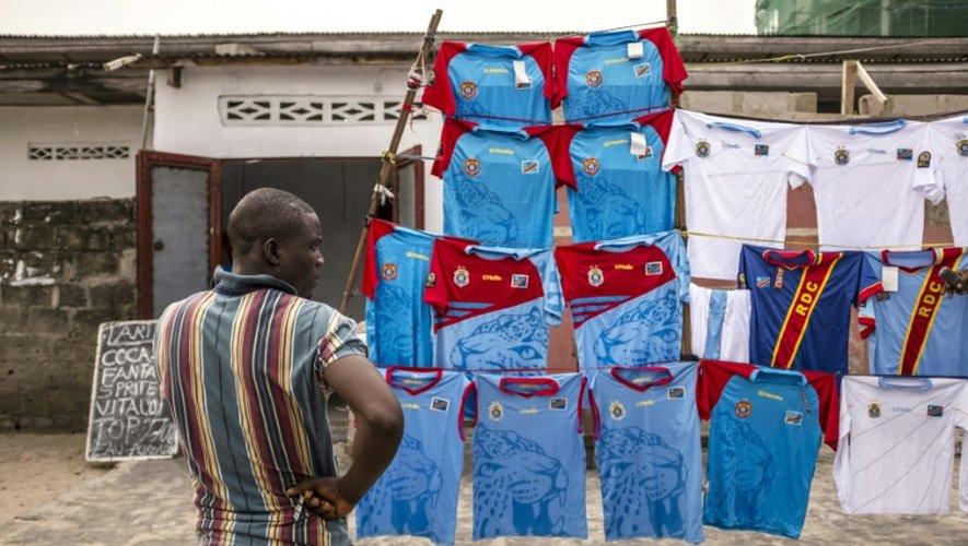 Dans une rue de Kinshasa, le 21 décembre 2016