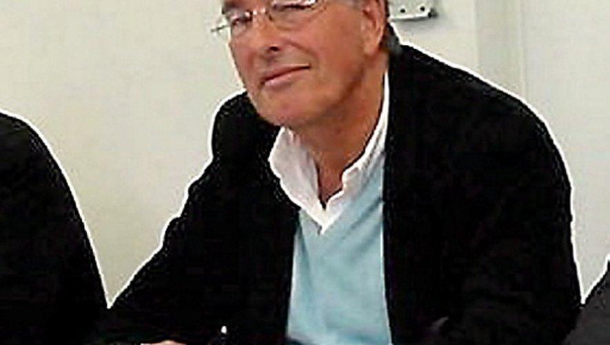 Jean-François Bigot, président de Solena, porteur du projet d'un centre de traitement des déchets à Viviez.