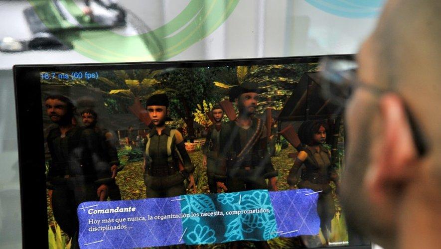 """Le jeu vidéo """"Reconstruction"""" ne contient pas d'images de violence, ni n'aborde le fléau du trafic de drogues"""