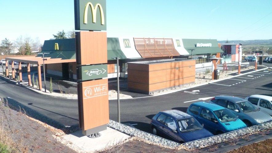 Commerce : le Mc Do de La Primaube ouvre ses portes ce mardi