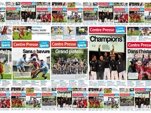 2016 en Aveyron : une année sportive dans le rétroviseur