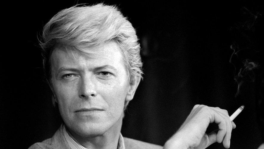 David Bowie au Festival de Cannes, le 11 mai 1983