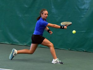 Tennis, Open féminin Rodez Aveyron : Tubello, la jeunesse triomphante