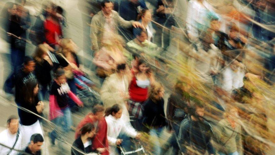 Quelque 65,9 millions de français vivaient en France métropolitaine et dans 4 départements d'outre-mer au 1er janvier 2014, selon l'Insee