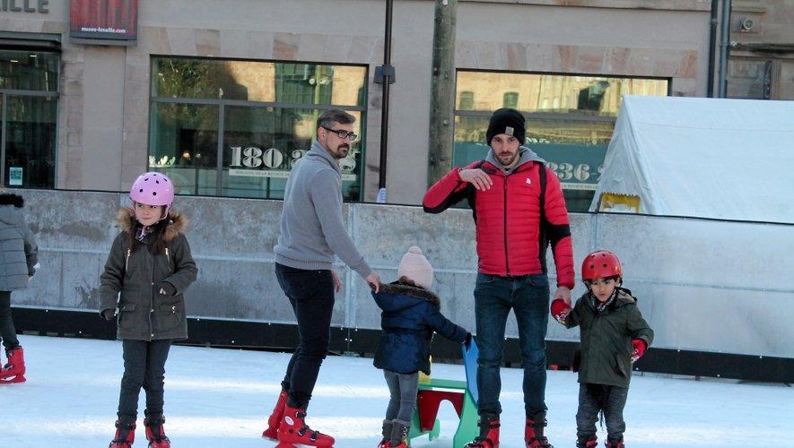 Rodez : derniers jours pour profiter de la patinoire