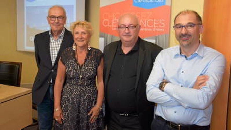 Aveyron : Clévacances dans l'air du temps avec la réservation en ligne