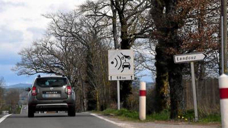 Aveyron : le conseil départemental vote une motion contre la limitation à 80km/h