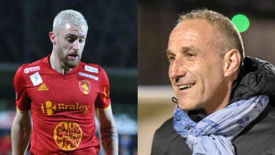 Rodez Aveyron Football : Boissier et Peyrelade en lice pour les Trophées du National