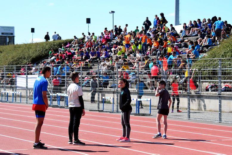 Près de 1 500 jeunes en lice pour les Jeux de l'Aveyron