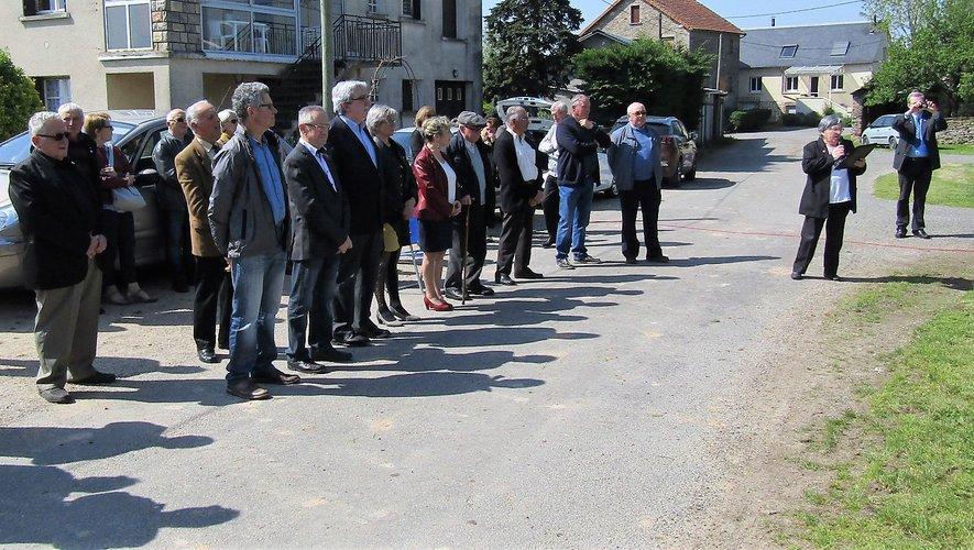 Marseillaise a capela, chant des Partisans, minute de silence ont ravivé la mémoire de chacun.