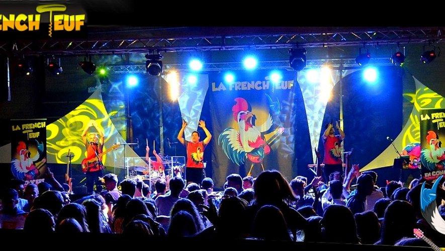 Jeudi soir, un concert festif de la « French teuf » à la 7 77