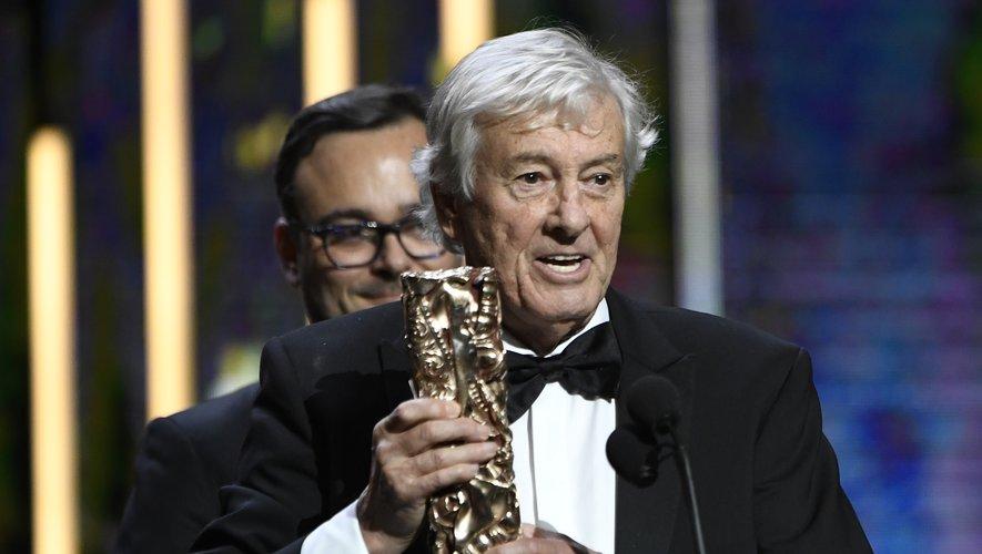 """Paul Verhoeven a reçu le César du meilleur film pour """"Elle"""" en 2017."""