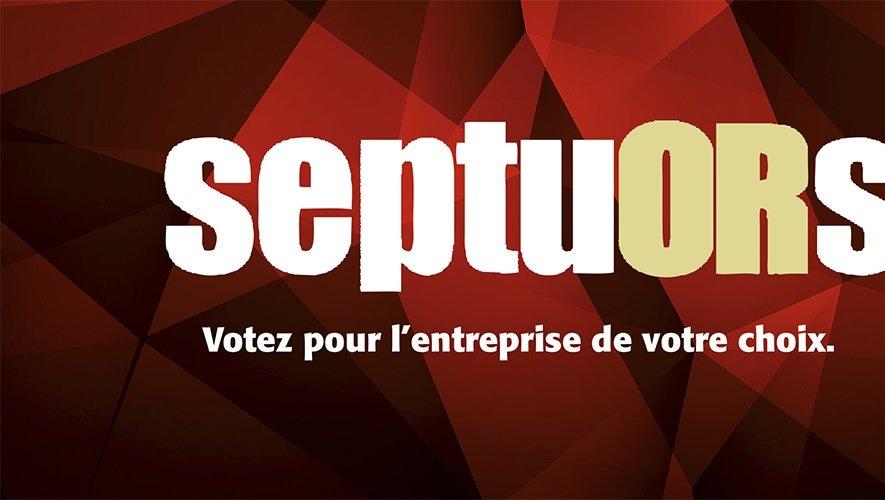 Trophées Septuors 2018 : votez pour l'entrepreneur aveyronnais de l'année !