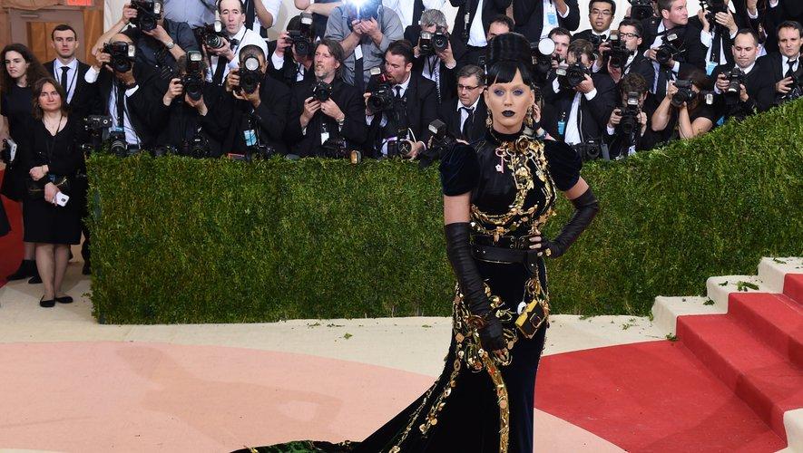Katy Perry au Met Gala 2016