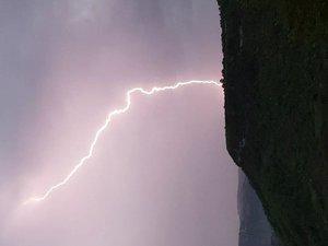 Orages en Aveyron : plus de 7 300 éclairs recensés lundi soir