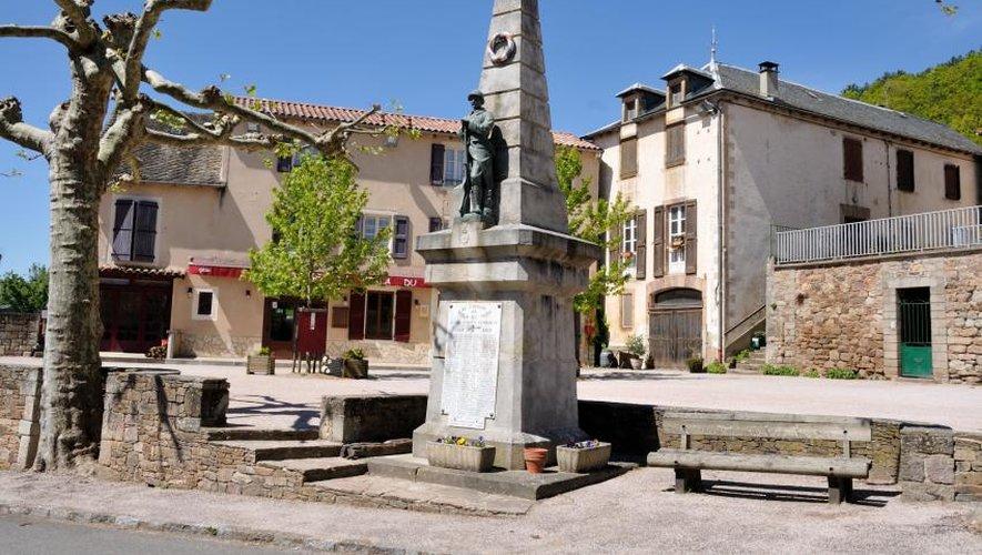 La commune du Viala-du-Tarn va pouvoir lancer les travaux de requalification du centre-bourg.