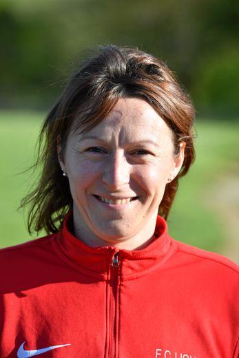 Eva Clerc, défenseur