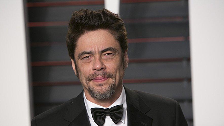 Benicio Del Toro présidera le jury de la section Un certain regard lors du 71e Festival de Cannes qui s'ouvre le 8 mai