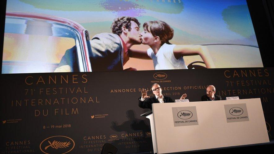 Le Festival de Cannes se tiendra du 8 au 19 mai