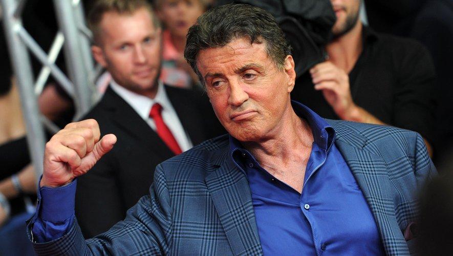 """Sylvester Stallone annonce la sortie d'un cinquième """"Rambo"""" pour l'automne 2019"""