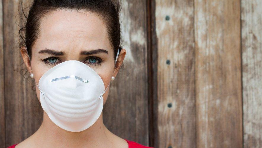 L'efficacité des masques varie de façon significative, en fonction du matériau de filtrage utilisé