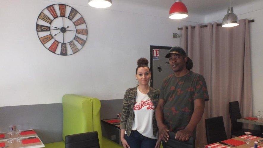 Après dix ans aux commandes du snack La Garenne à Bouillac, Sonia et Netcha Fonsat ont ouvert depuis deux mois La Crêperie de Laroque.