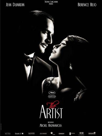 """""""The Artist"""" marque la troisième collaboration entre le réalisateur et Jean Dujardin après """"OSS 117""""."""