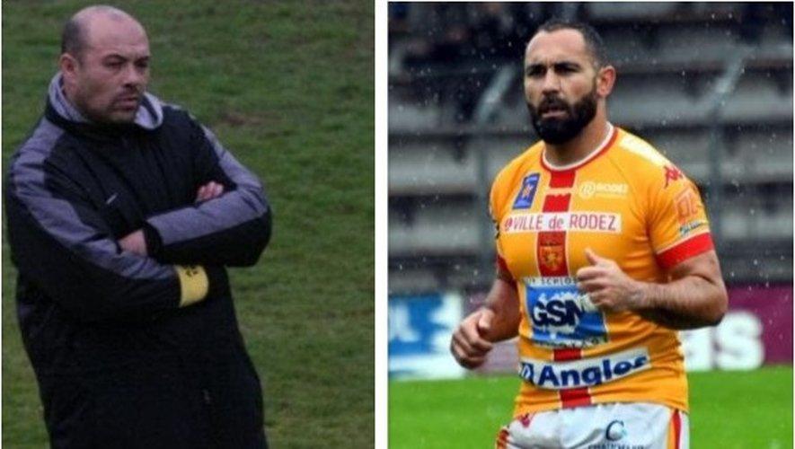Un nouveau duo d'entraîneurs pour Lévezou Ségala Aveyron