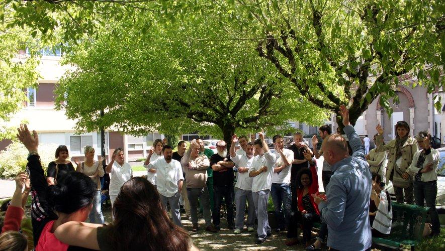 Hier, la reconduction de la grève a été une nouvelle fois votée à l'unanimité.