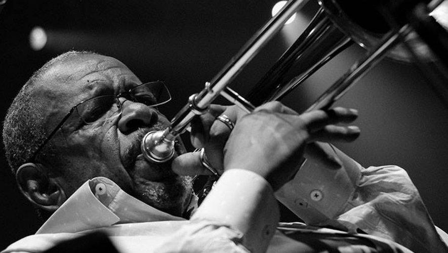 """Fred Wesley aura l'honneur de clôturer les """"All that jazz"""" à Rodez..."""