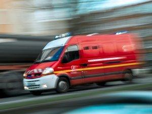 Cransac : un motard grièvement blessé
