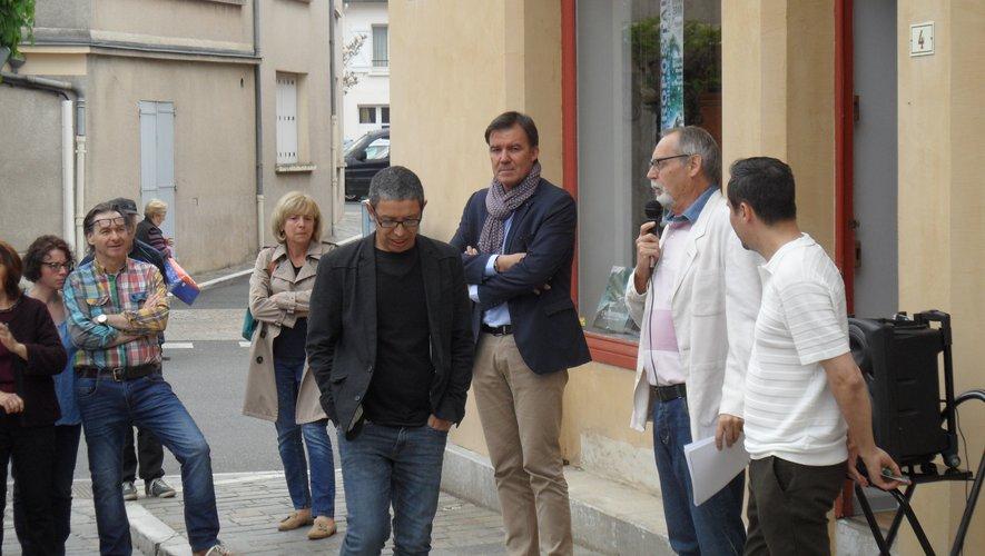 B. Katthou, E.Bometon, P. Cluzel et Ch. Bec