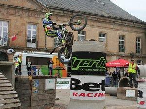Alexandre Ferrer a survolé l'épreuve