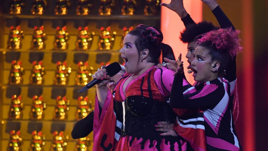 La chanteuse israélienne Netta Barzilai a gagne le Concours Eurovision de la chanson 2018